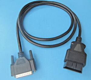 Obd2 Obdii Cable For Scanpro Elite Otc 3499n Scan Tool Code Reader Spx Cornwell