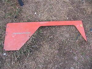 Allis Chalmers Tractor 180 190 Side Panel