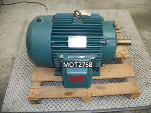 New Reliance 30 Hp 7 5 Hp P28g6658a 286t Frame Motor mot2758