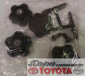 Oem Toyota Tacoma Cargo Bed Divider Hardware Only Fits 2005 2019