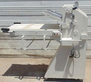 Acme Pizza Bakery Pizza Dough Roller sheeter