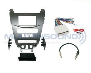 Radio Stereo Installation Dash Kit Combo Sd dd Wire Harness Antenna F60