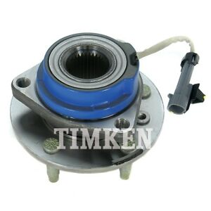 Wheel Bearing And Hub Assembly axle Bearing And Hub Assembly Front rear Timken