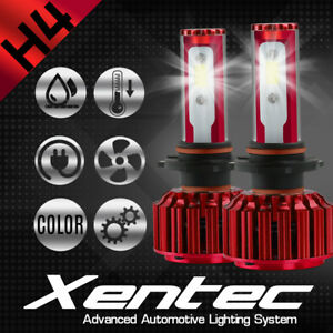 Xentec Led Hid Headlight Conversion Kit H4 9003 6000k For 1995 1998 Acura Tl