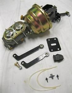 1962 1974 Mopar Dodge Plymouth A B E Body Power Brake Booster Kit Charger Dart