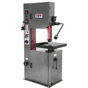Jet 16 Vertical Bandsaw 414485 Vbs 1610 Free Shipping