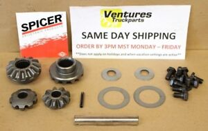 Spider And Side Gear Internal Kit Dana 30 Front 27 Spline Jeep Yj Tj Xj Wj 84 06