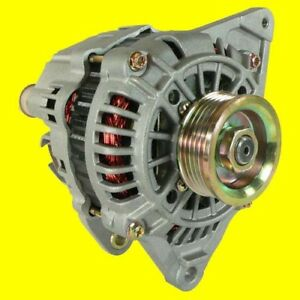 New Alternator For 2 4 2 4l Mitsubishi Eclipse 03 04 05 With Automatic Transmiss