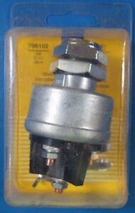 Napa 786102 Universal 30 Amp 12 Volt Ignition Switch With 2 Keys