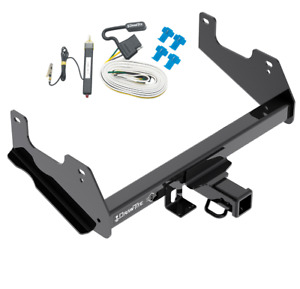 2015 2017 Ford F 150 Trailer Hitch W Wiring Kit 2 Tow Receiver Class Iii New