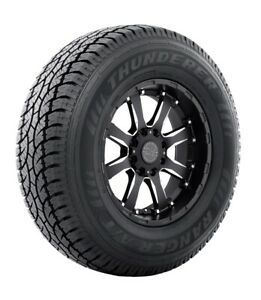 4 New Thunderer Ranger A T 115t 55k Mile Tires 2855520 285 55 20 28555r20