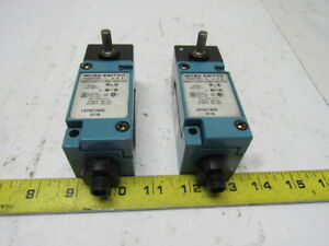 Micro Switch Lsyac1add Heavy Duty Limit Switch 50 60 Hz 240 V Lot Of 2