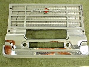 1949 1950 Plymouth Radio Speaker Dash Grille Screen Cover 1247804