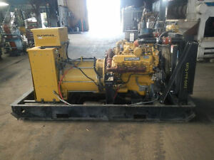 200 Kw Olympian Genset Diesel Fired Electric Generator