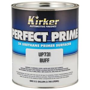 Kirker Perfect Prime Urethane Primer 2k Buff Gallon Made In Usa Kp Up731