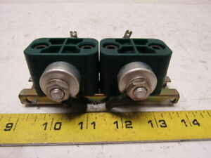 Siemens B25835 k6474 k007 Capacitor W holder Lot Of 2