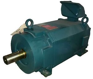 Reliance 60 Hp 1200 Rpm Tebc 460 Volts L2890 3 Phase Motor New Surplus