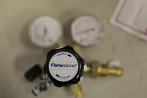Fisherbrand 10 572 ie Use No Oil Valve gauge chamber Gas Air Pressure