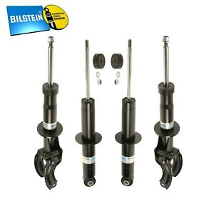 For Porsche Cayenne Vw Touareg Front Rear Shock Absorber Kit Bilstein B4
