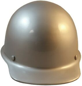 Msa Skullgard Cap Style With Staz On Suspension Silver