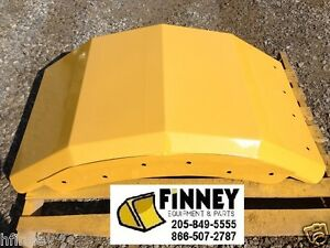 Caterpillar Cat 950h 950g 2 Ii 962g 962h Fender 1726251 1726252 New Wheel Loader