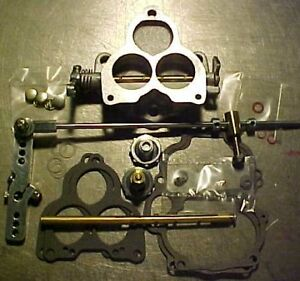 Vintage Speed s Hot Rod dual 94 Holley Ford 94 Base Kit Conversion Tri power