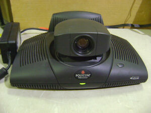Polycom Viewstation Video Conference Camera System 2201 08900 091 512k Pvs 1419