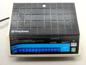 Pitney Bowes 5022 Postage Scale Pn 5061207 Capacity 16x0 1 Oz