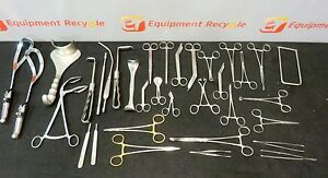 V Mueller Aesculap C section Surgical Instrument Set Surgery Ob gyn Lot Of 30