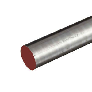 M2 Tool Steel Standard Round Diameter 0 500 1 2 Inch Length 48 Inches