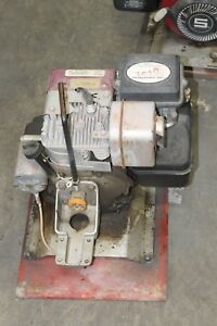 Briggs Stratton 133237 5hp Wajax Fire Pump Gas