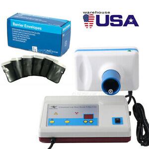 Blx 5 Dental X Ray Portable Mobile Film Imaging Machine x ray Film Envelopes Us