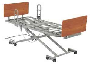 New Full Electric Hospital Bed By Drive Medical Model P301