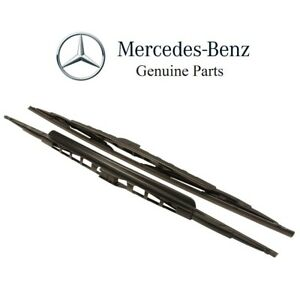 For Mercedes W220 S430 S500 S600 Front 27 Windshield Wiper Blade Genuine