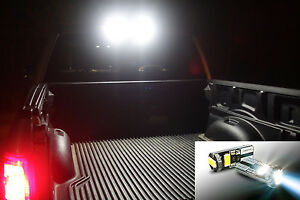 Super Bright White Led Cargo Bed Tail Light Bulbs For Nissan Frontier 2005 2017