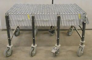 Best Flex Portable 4 To 10 Expandable Skate Wheel Roller Conveyor