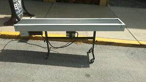 2 6 Direct Mail Conveyor Belt Free Standing Assembly Maguire Kb 6
