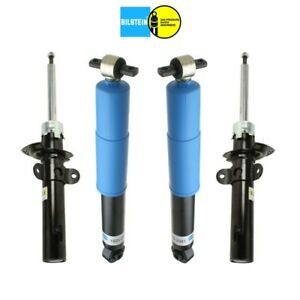 For Jaguar X type Pair Set Of 2 Front And Rear Shock Absorbers Stuts Bilstein B4