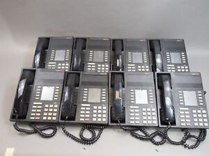 Lot Of 8 Lucent Office Business 8410b Phone Used