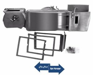 Heater Box Assembly W Gasket Kit Clips 1969 1970 Ford Mustang Mshb6970 1
