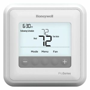 Honeywell Th4210u2002 T4 Pro Programmable Thermostat 2h 1c 1