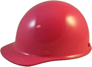 Skullgard Cap Style With Ratchet Suspension Hot Pink