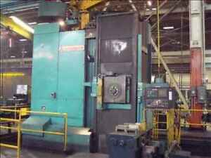 Mitsubishi Maf rs150b Cnc Floor Type Horizontal Boring Mill B31891