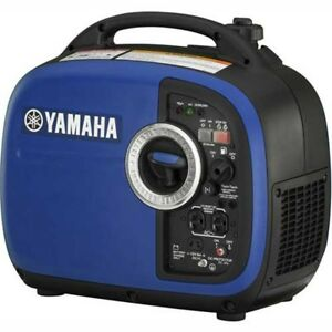 Portable Inverter Generator 2 000 Watt Gas 120v Carb 10 5 Hour Run