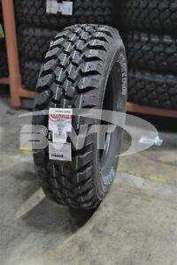 4 New Nankang Mudstar Radial Mt Mud Tires 2357515 235 75 15 23575r15