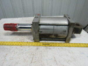 Milwaukee A62 Pneumatic Air Tie Rod Cylinder 8 Bore 8 1 4 Stroke 9 Extended