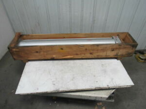 Milwaukee A 42 Pneumatic Air Tie Rod Cylinder 6 Bore 46 1 2 Stroke 2 Extended