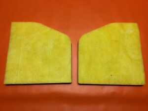 1970 76 Dart Duster Demon Kick Panel Insulation Pad Dodge Plymouth