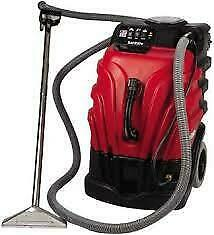 Sanitaire Sc6088b 30rr59 10 Gallon Portable Carpet Extractor With Heater 110v