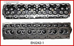 Bare Cylinder Head 1999 2006 Jeep Amc 4 0l Ohv L6 Wrangler Cherokee